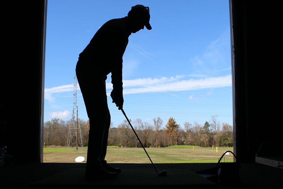 Indoor Golf Lessons Chattanooga